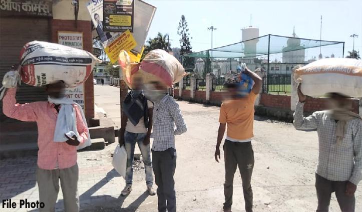 कोरोना संकट के बीच Migrant Workers को राहत, 14वें वित्तायोग के कार्यों में मिलेगा रोजगार