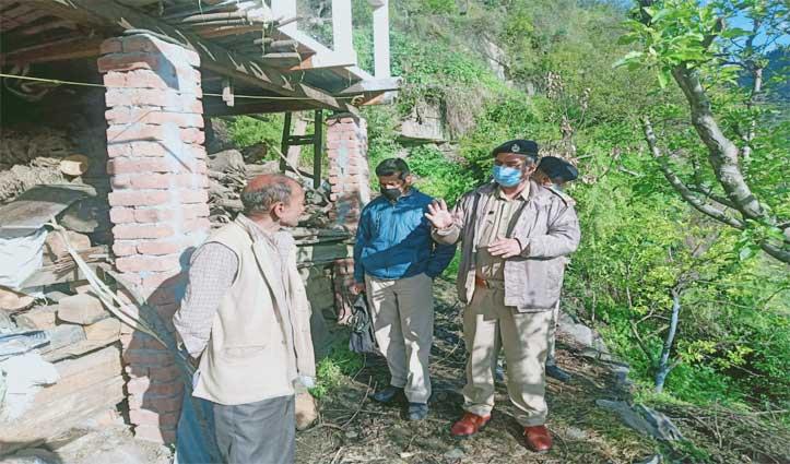 कोरोना संकट के बीच Himachal Pradesh में दो भेड़ें एक कुत्ते पर हाथ किया साफ