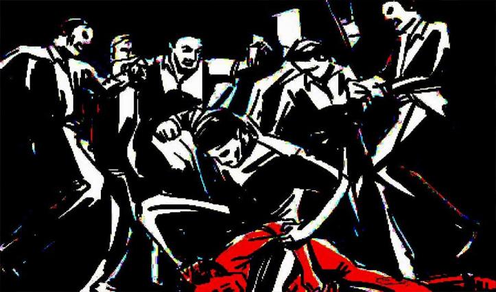 200 आदिवासियों ने Maharashtra में चोर समझकर 3 लोगों की पीट-पीटकर हत्या की