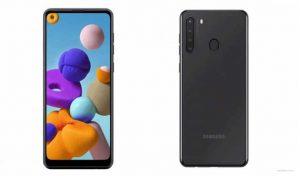 Samsung Galaxy A21 की जानकारी हुई लीक, 5 कैमरे और 5000mAh बैटरी!