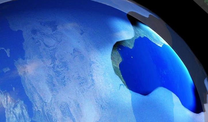 धरती पर एक और खतरा : Ozone layer में हुआ बड़ा छेद, हो सकते हैं ये नुकसान