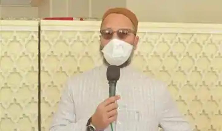 मुस्लिमों से Ramzan के दौरान मस्जिदों में नमाज़ अदा न करने की अपील करता हूं: ओवैसी