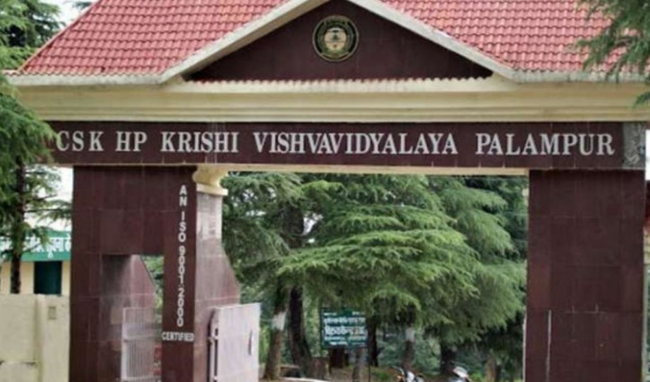CSKHPAU Palampur takes decisions to ease hardship to students