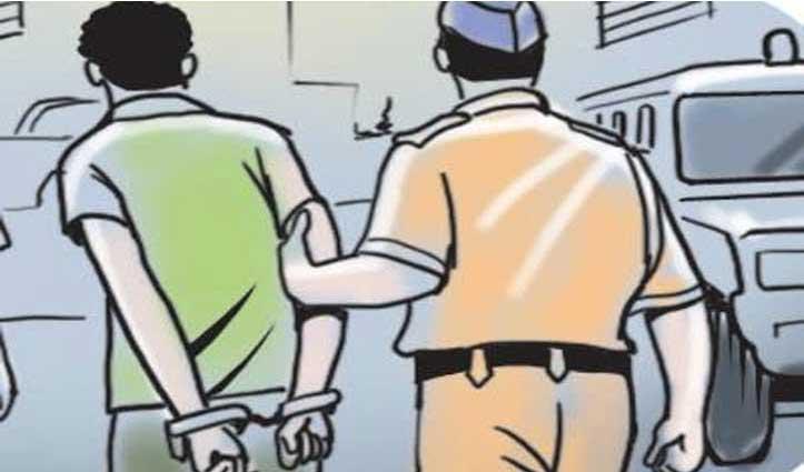 चोर निकला Corona Positive, 24 पुलिसवाले व मजिस्ट्रेट कोर्ट स्टाफ के दो लोग क्वारंटाइन