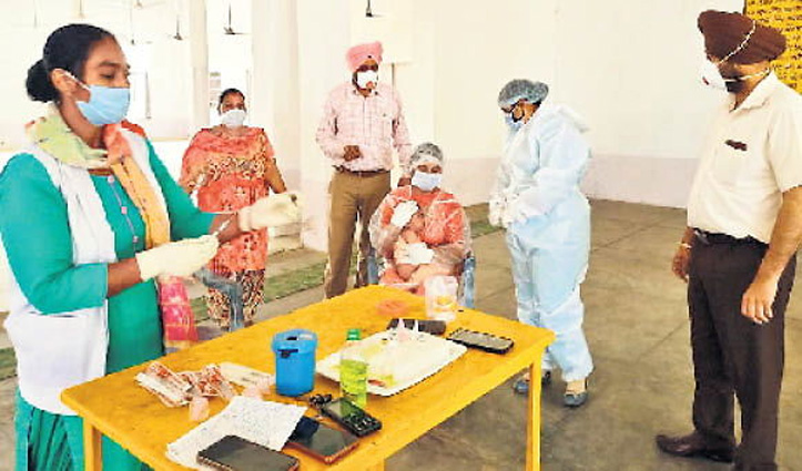 पंजाब में वाया नांदेड़ पहुंचा Corona: 87 श्रद्धालु पाए गए पॉजिटिव, 10 जिलों में फैला संक्रमण
