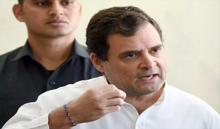 बुलेट ट्रेन परियोजना निलंबित करने की बजाय DA काटना सरकार का अमानवीय निर्णय- राहुल गांधी