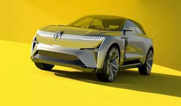 फुल चार्ज होने पर 600 किलोमीटर चलेगी Renault की ये कार, जानें खासियत