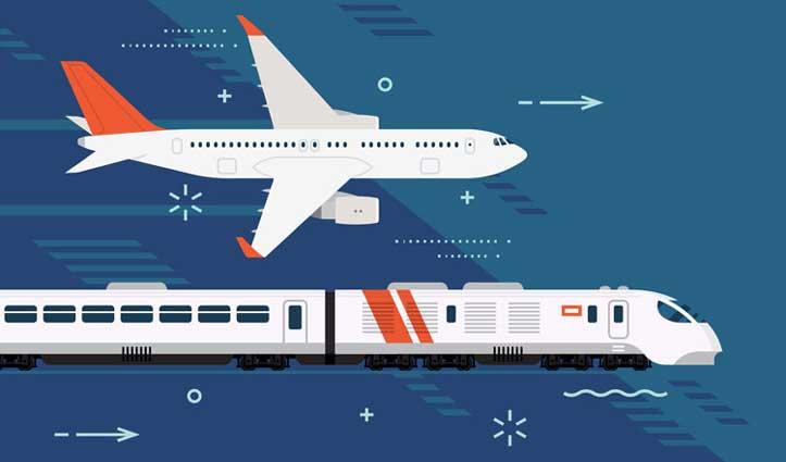 अगले 19 दिनों के लिए Train-Plane सब बंद: घर-वापसी का सोच रहे लोगों की उम्मीद पर फिरा पानी
