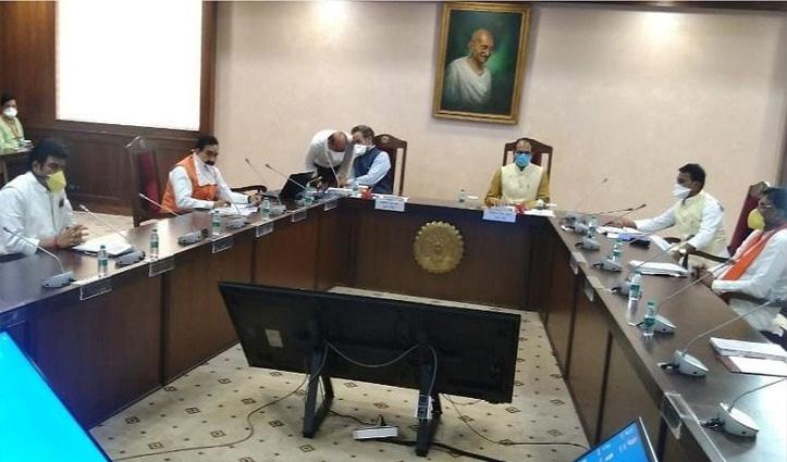 CM शिवराज ने किया विभागों का बंटवारा; नरोत्तम मिश्रा को मिला स्वास्थ्य-गृह मंत्रालय का जिम्मा