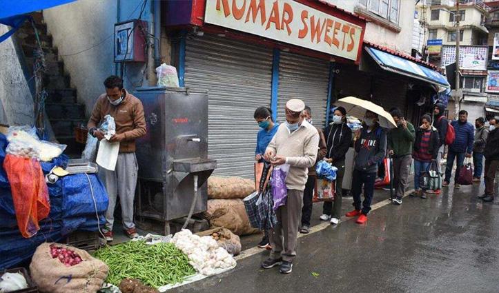 Curfew ढील में खुलने वाली दुकानों में 50 फीसदी कर्मचारी ही कर सकेंगे काम