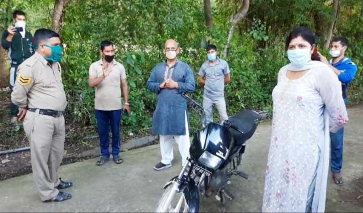 Sundernagar: पोल्ट्री फार्म मालिक और स्थानीय लोगों के बीच हुआ विवाद, बुलानी पड़ी पुलिस