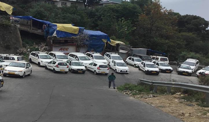 कोरोना ने बढ़ाई Taxi कारोबारियों की चिंता, एक साल तक कारोबार में गिरावट का अनुमान