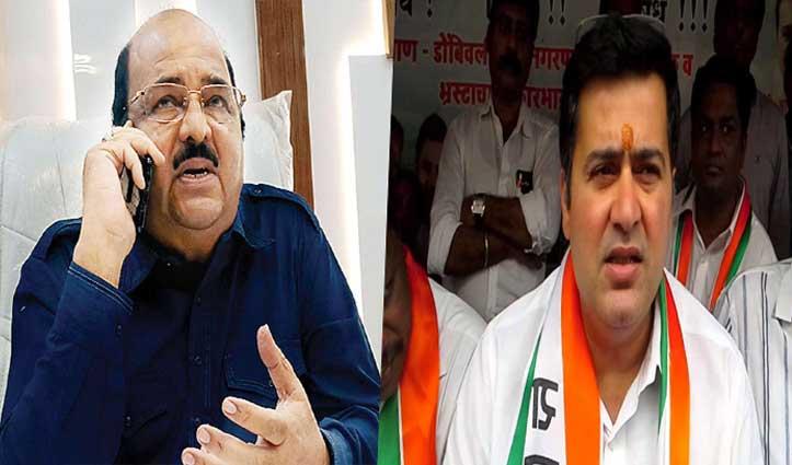 महाराष्ट्र के मंत्री के संपर्क में आए पूर्व सांसद को Corona; कांग्रेस के वरिष्ठ नेता भी पाए गए पॉजिटिव
