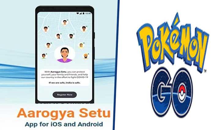 आरोग्य सेतु बना सबसे तेज़ 5 करोड़ डाउनलोड्स वाला ऐप, Pokémon GO को पछाड़ा