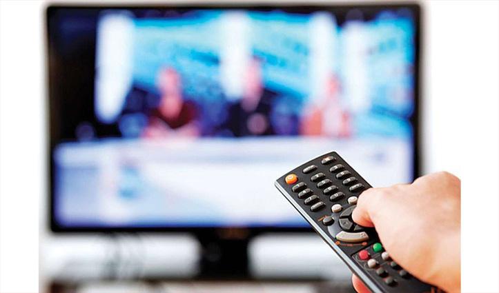 Lockdown के दौरान भारत में TV दर्शकों की संख्या में 40% की बढ़ोतरी: रिपोर्ट