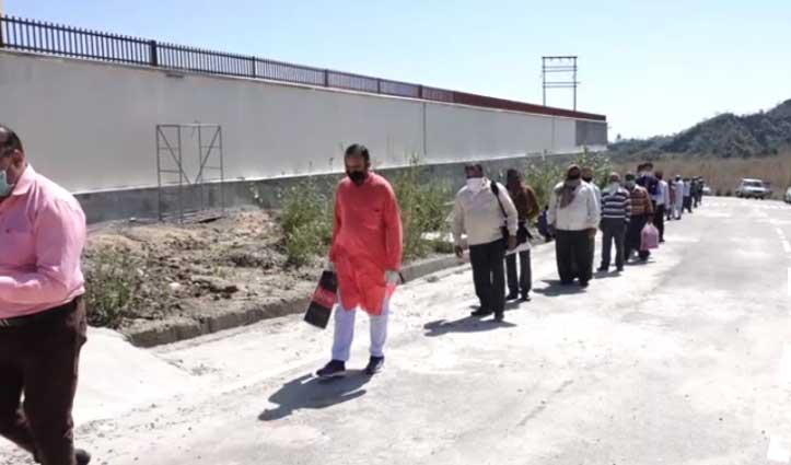 जांच में खुलासाः Delhi से हिमाचल एक्सप्रेस Train में 21 को अंब पहुंचे थे 8 जमाती