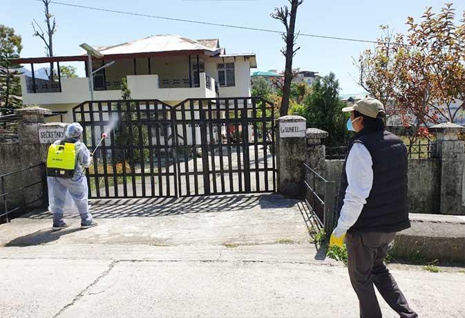 शहरी इलाकों की Sanitation में जुटा नगर निगम धर्मशाला
