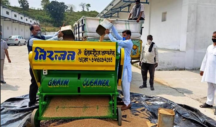 किसानों को राहत, 1925 रुपए प्रति क्विंटल की दर से गेहूं खरीदेगा FCI