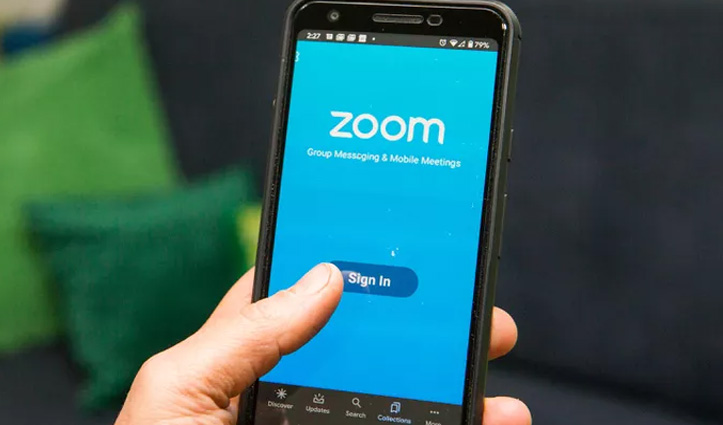 Zoom ऐप का प्रयोग कर रहे हैं तो जरूर पढ़ें यह खबर, क्या बोले DGP-जानें