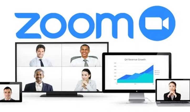 गृह मंत्रालय ने वीडियो कॉलिंग ऐप Zoom को बताया Unsafe; जारी की एडवाइजरी