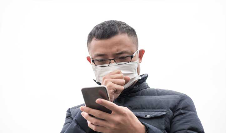 Smartphone पर छींकने या खांसने से ही हो जाएगी कोरोना संक्रमितों की पहचान