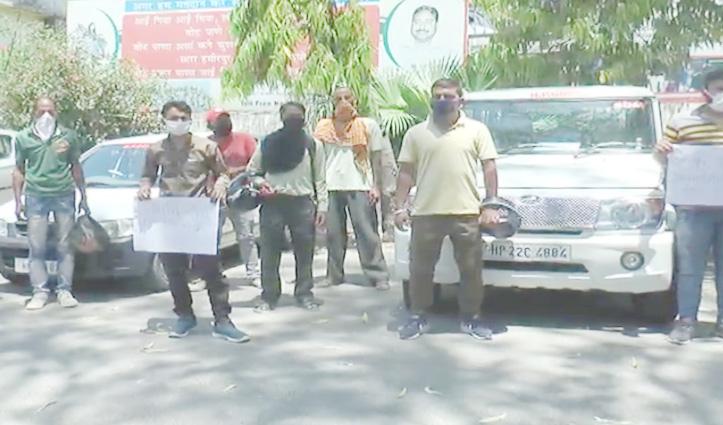 Hamirpur में वाटर गार्डों को 8 माह से नहीं मिला वेतन, DC को सुनाया दुखड़ा