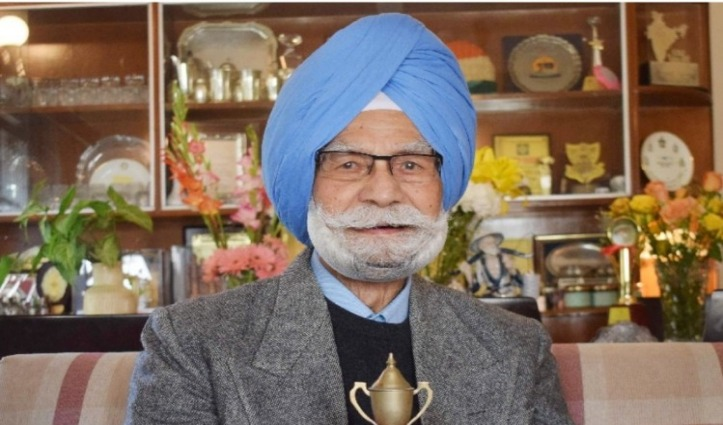 हॉकी लीजेंड Balbir Singh Senior का निधन, आज सुबह ली अंतिम सांस