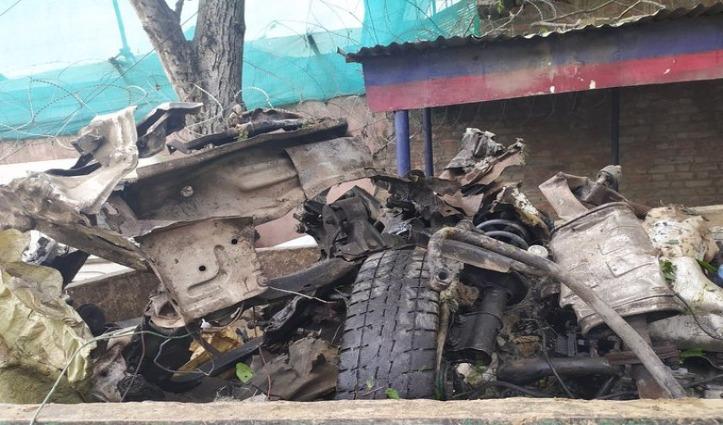 जम्मू-कश्मीर में बड़ा Terrorist Attack टला, सुरक्षाबलों ने डिफ्यूज किया IED