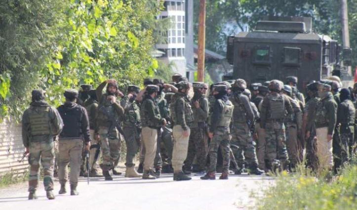 Handwara Encounter में एक कर्नल और एक मेजर समेत पांच जवान शहीद, दो आतंकी भी ढेर