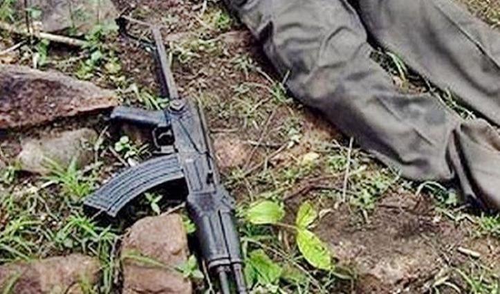 परिवार को धमकाने घर में घुसे नक्सली, बहादुर विनीता ने मार गिराया Commander