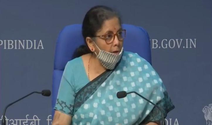 LIVE : 20 लाख करोड़ रुपये के पैकेज में किसे क्या मिला, Finance Minister निर्मला सीतारमण से जानें