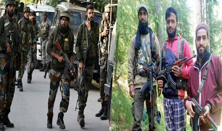 J&K: पुलवामा में हुए हमले में एक जवान शहीद; कुपवाड़ा से 3 आतंकी अरेस्ट