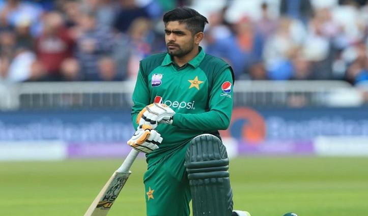 बल्लेबाज़ी के अलावा इन दिनों English Classes भी ले रहा हूं: पाकिस्तानी कप्तान बाबर
