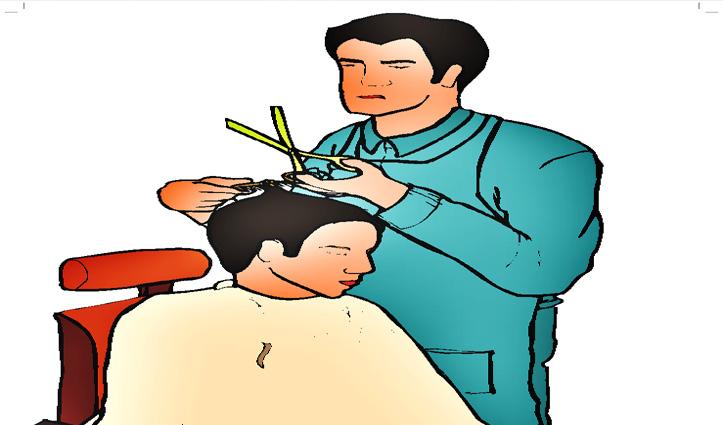 बाल काटने के पहले 40 रुपए लेते थे नाई, अब सौ से 150 कर रहे वसूल