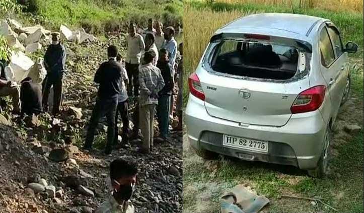 गाड़ी की Battery चोरी करने का प्रयास करते दो युवक धरे, एक की नाले में मिली लाश