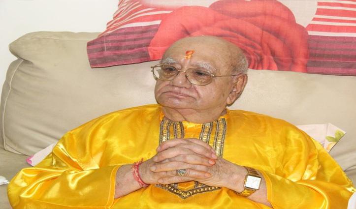ज्योतिषी बेजान दारूवाला का 88 वर्ष की उम्र में Covid-19 संक्रमण के कारण निधन