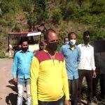 Orissa के भुवनेश्वर में फंसे 17 मजदूर पहुंचे Himachal, चेहरे पर लौटी रौनक