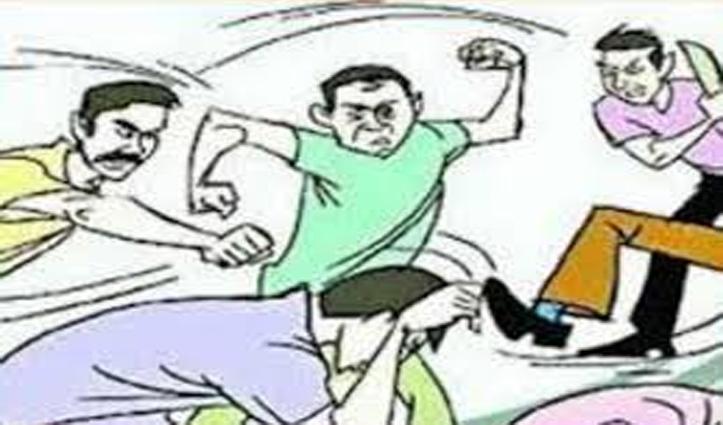 Bilaspur: पांच लोगों ने डॉक्टर से की मारपीट, मास्क पहनने और ना थूकने की दी थी सलाह
