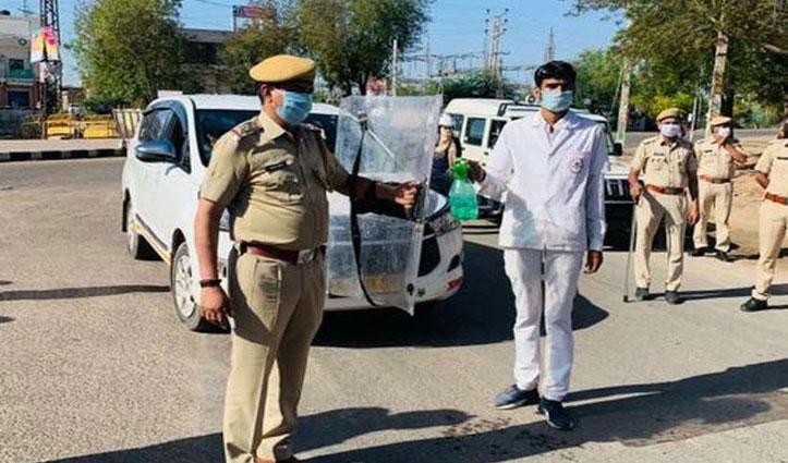 Breaking: Retd DGP Punjab सहित तीन चाह रहे थे Himachal घुसना, वापस मोहाली लौटाए