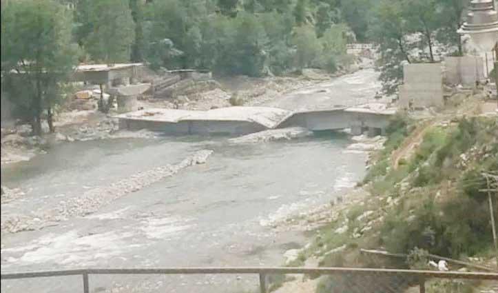 पब्बर नदी पर बनाए जा रहे पुल के गिरने की होगी जांच, Committee का किया गठन