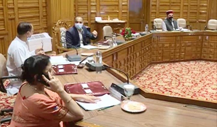 Cabinet: हिमाचल में शराब होगी महंगी, कर्फ्यू में ढील का समय बढ़ाया