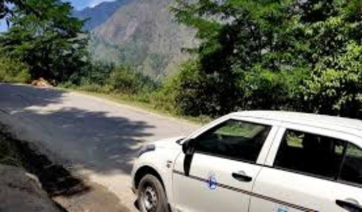 Lockdown में प्राइवेट गाड़ियों के चालकों की लूट, 15 सौ रुपये में राजगढ़ से पहुंचा रहे Solan