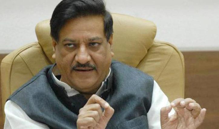 चव्हाण बोले- ट्रस्टों से सोना ले सरकार, BJP ने कहा: Congress-मुगल में अंतर नहीं; मिला जवाब