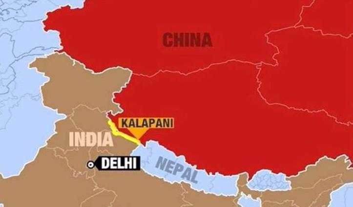 सीमा विवाद भड़का कर 'शांतिदूत' बना China: बताया India-Nepal का आपसी मामला