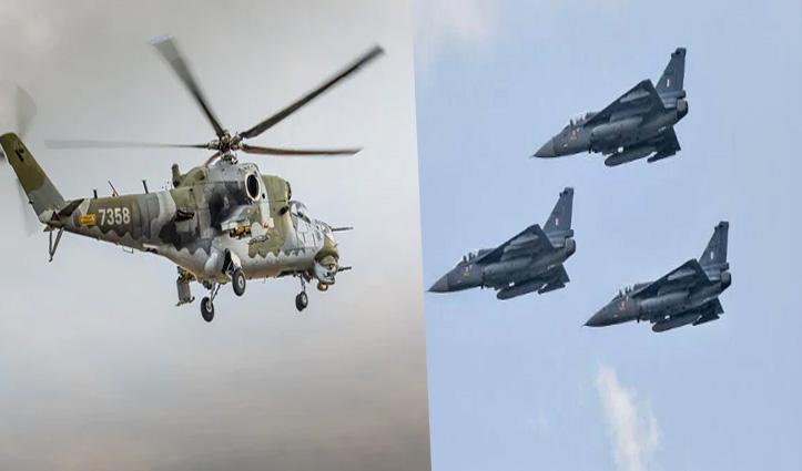 भारत-चीन Border पर बेहद नीचे उड़ान भरता देखा गया चीनी चॉपर; India ने उतारे लड़ाकू विमान