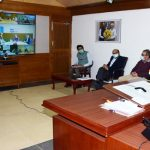 CM directed officers to ensure regular medical check up of the people kept in Institutional Quarantine