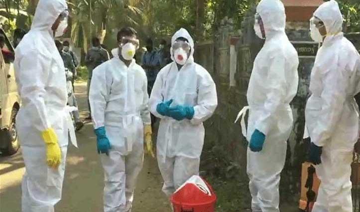 Haryana में 40 और कोरोना मरीज मिलने से 688 पहुंचा कुल संक्रमितों का आंकड़ा