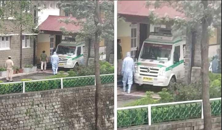 Bilaspur में कोरोना पॉजिटिव पाए Taxi Driver गुजरात और दिल्ली निवासी, नेरचौक भेजे