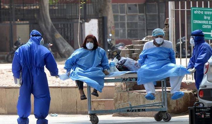 Haryana में Coronavirus से पांचवी मौत, 374 पहुंचा संक्रमितों का आंकड़ा