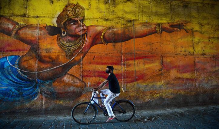 Corona इन India: 37,776 पर पहुंच संक्रमितों का आंकड़ा, 10 हजार से ज्यादा हुए ठीक